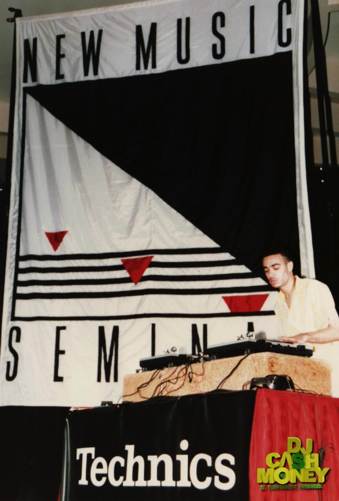 1987 New Music Seminar DJ Battle