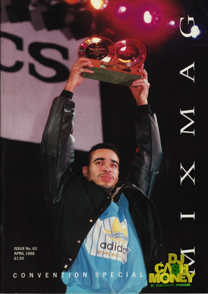 1988 DMC DJ World Champion