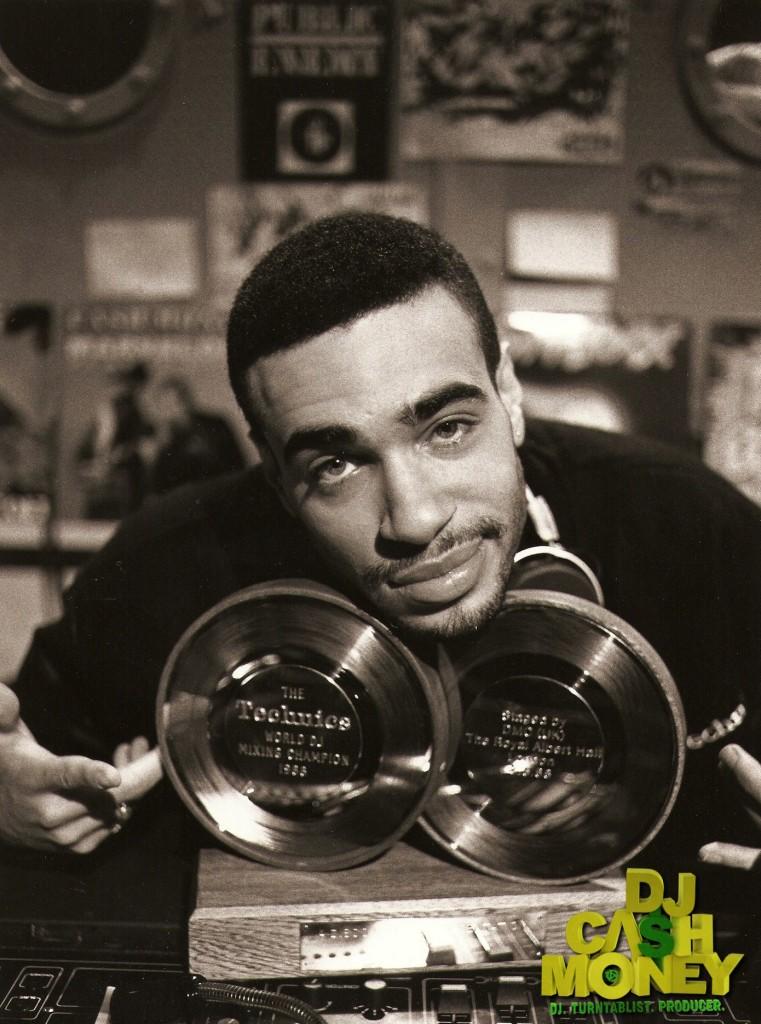 1988 DMC DJ World Champion Award