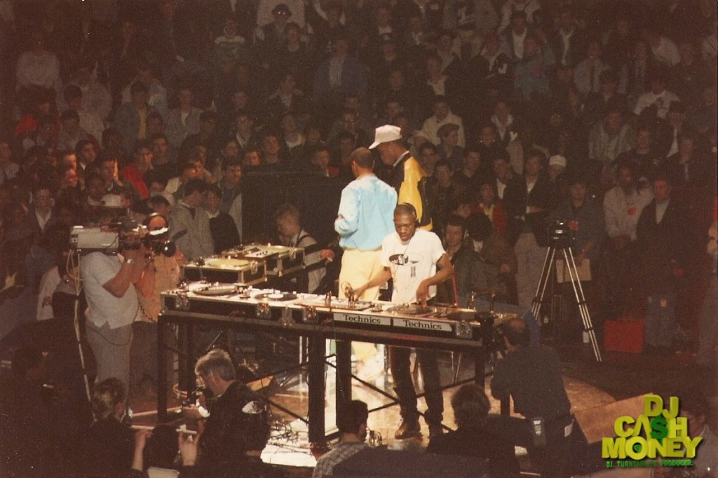 1988 DMC DJ World Finals -Royal Albert Hall (London)