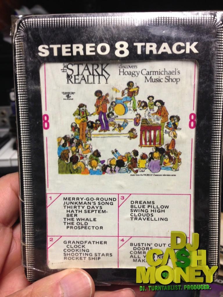 %22Super Duper Rare%22 Sealed Stark Reality 8 Track