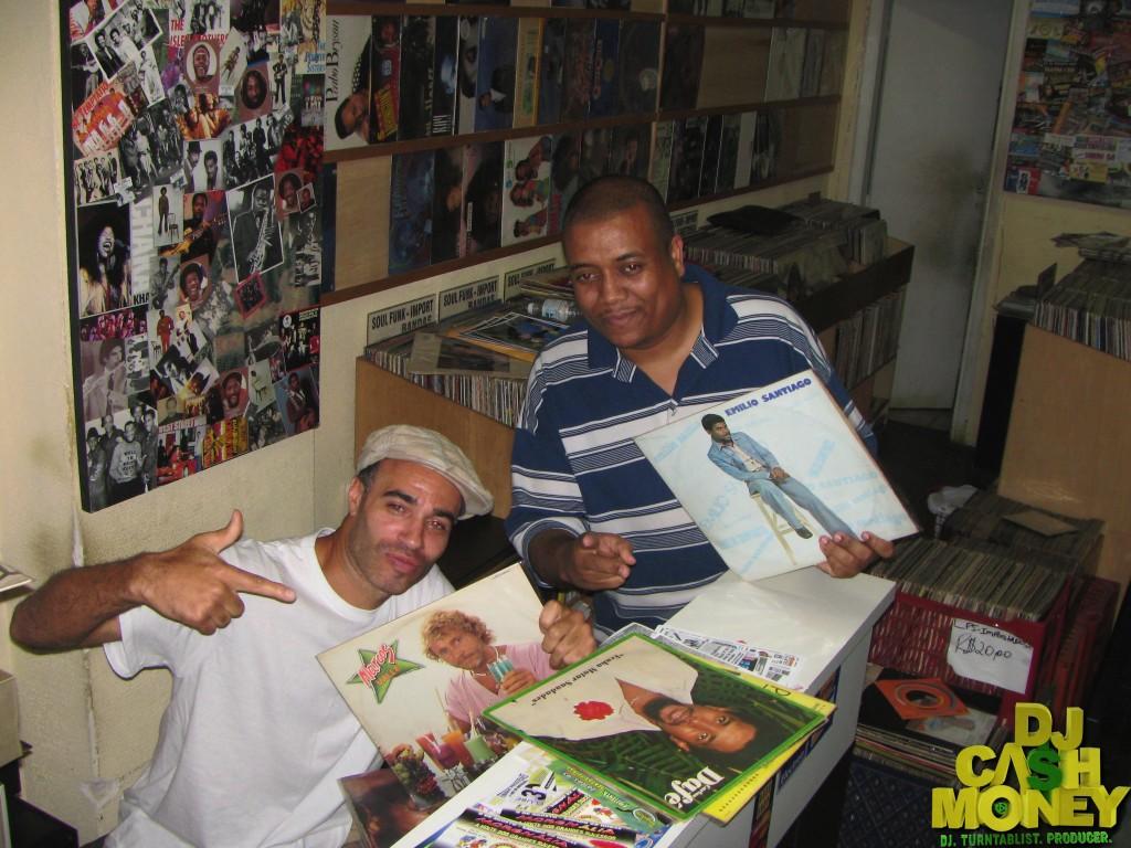 Always diggin for records wherever i go (Brazil)