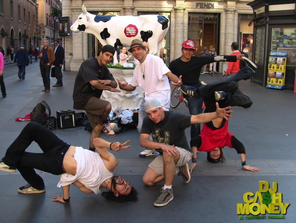 B-Boys (Italy)