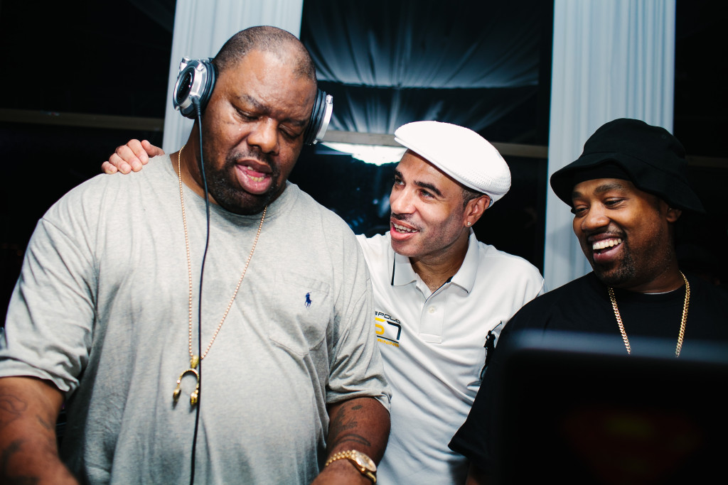 Biz Markie & Cool V..My 50th Birthday Party.
