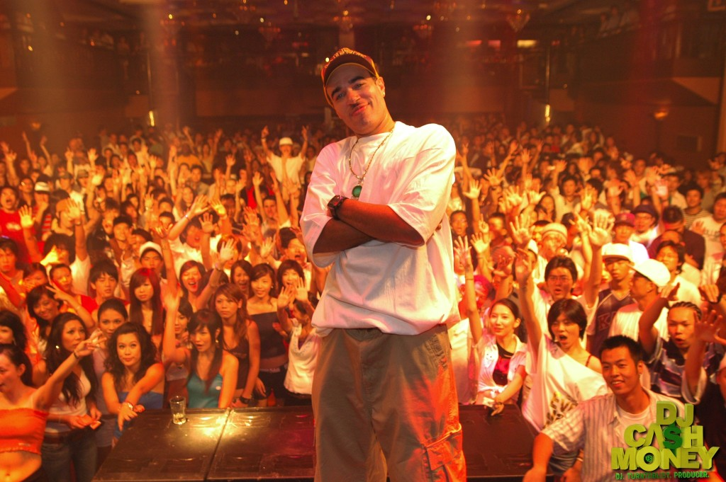 DJ Cash Money All World Show (Taiwan)