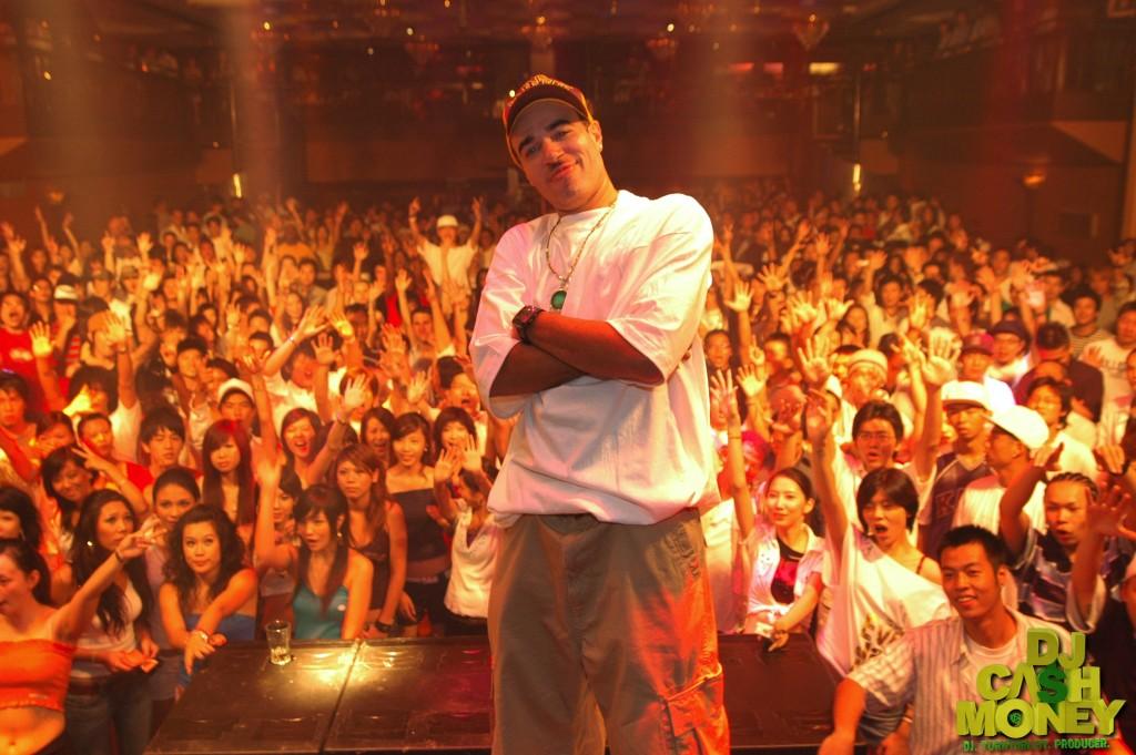 DJ Cash Money All World Show (Taiwan)