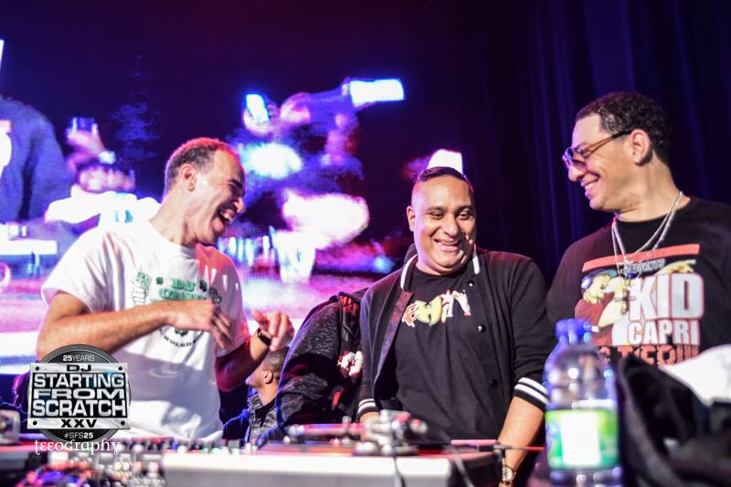 DJ Cash Money ,Russell Peters & Kid Capri