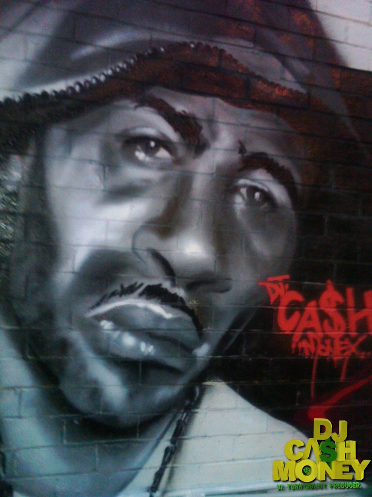 DJ Cash Money Wall (Australia)