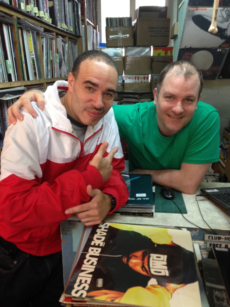 DJ Nail (Switzerland) I have been buying records from this guy for 25 yrs