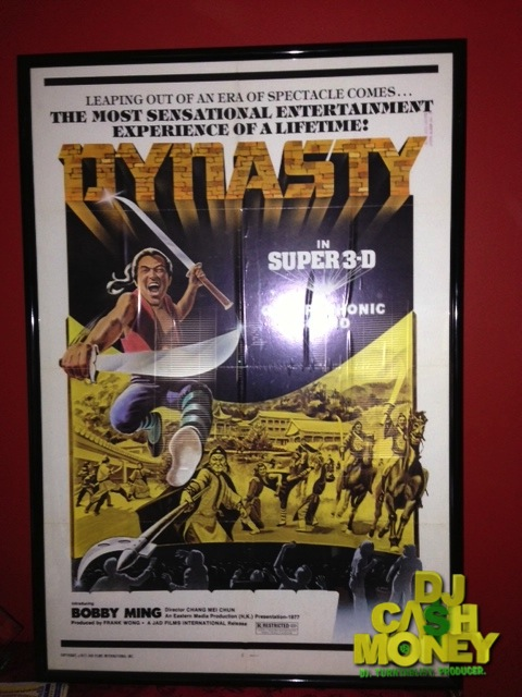 Dynasty Kung Fu Poster