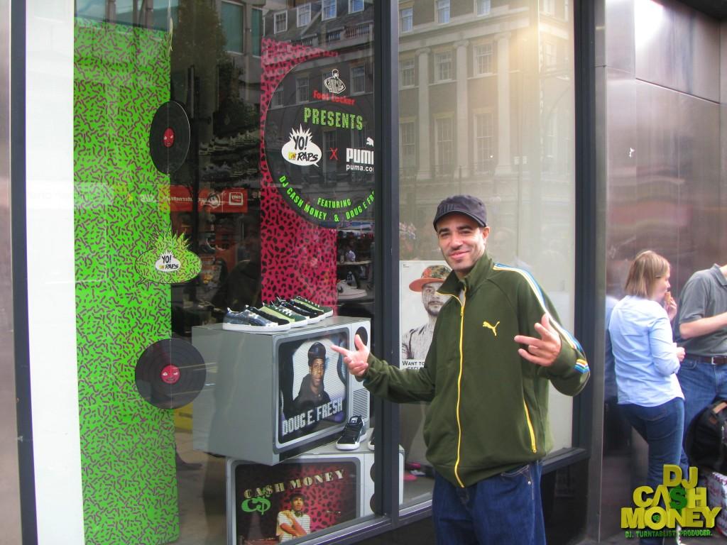 Footlocker in store Puma sneaker release (London)