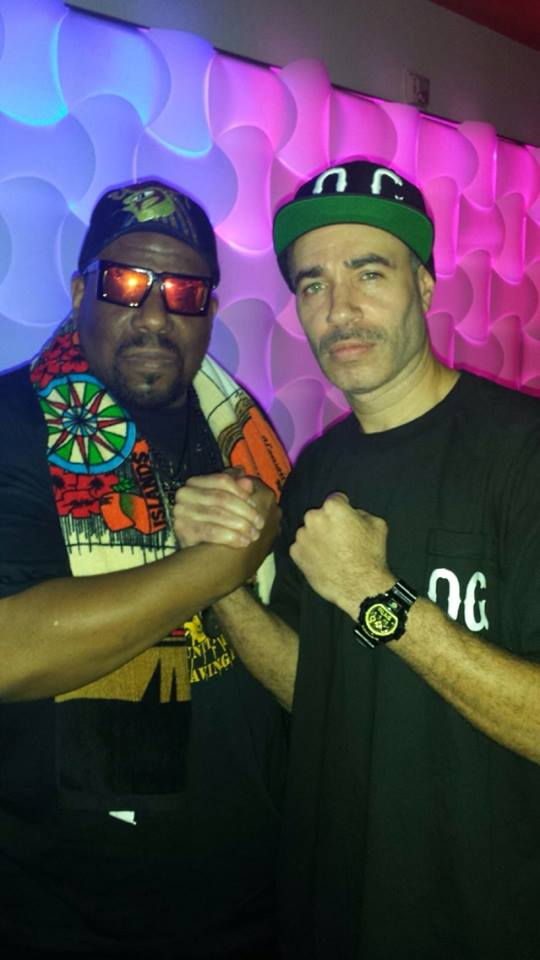 Hip Hop Royalty -Afrika Bambaataa