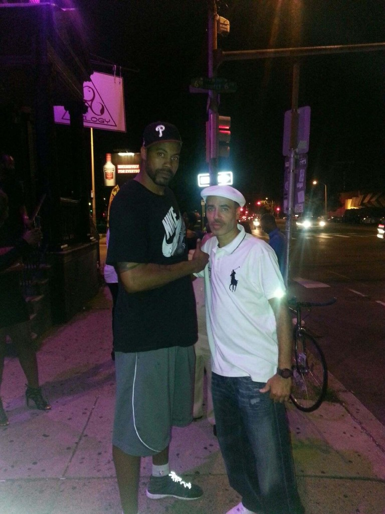 My %22young boi%22 for life...Rasheed Wallace
