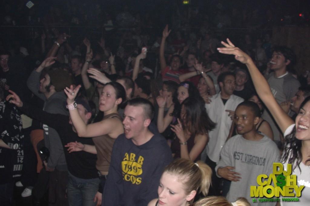Scratch Party London