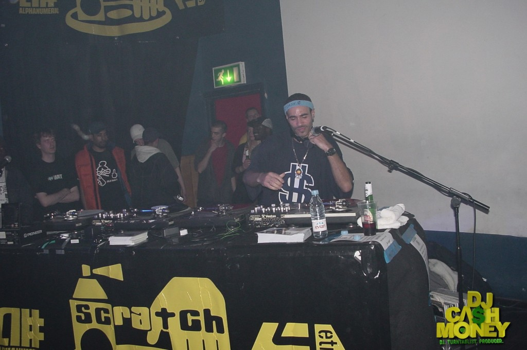 Scratch Party in London