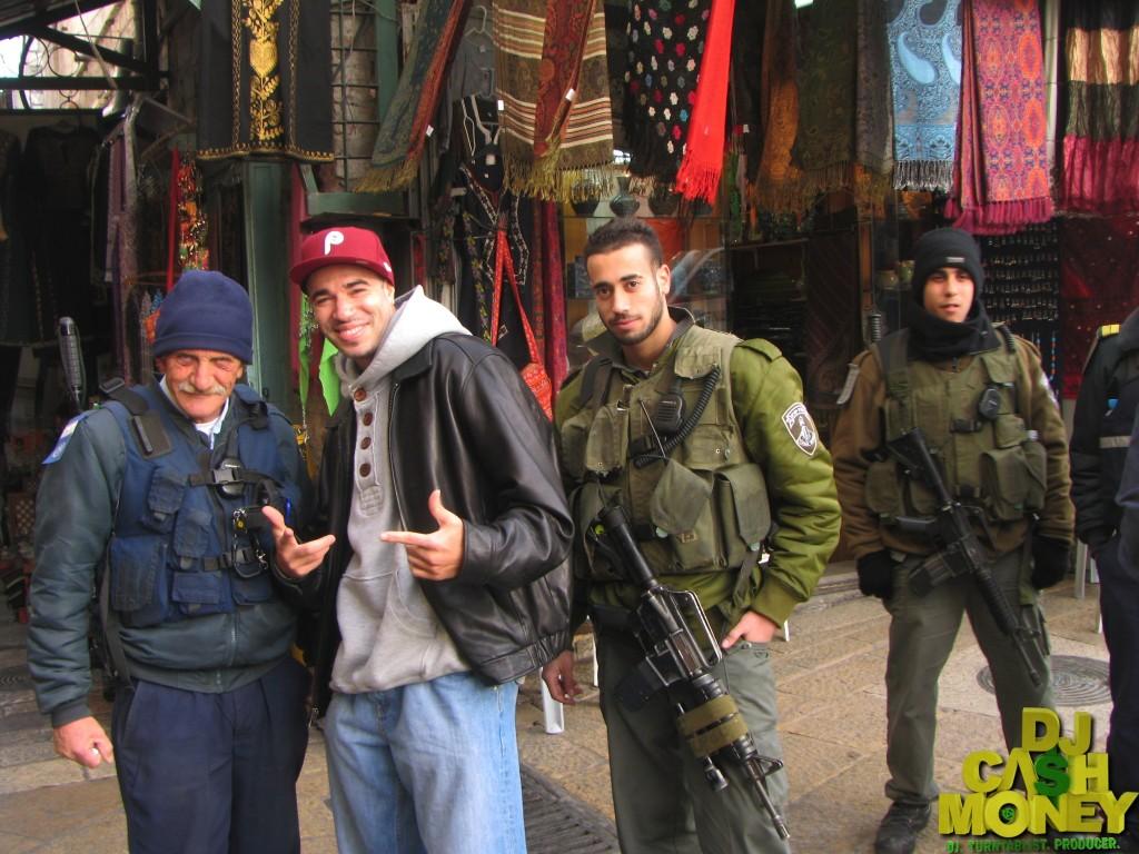 Security , The Holy City Jerusalem