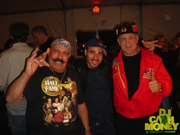 The Iron Sheik & Nikolai Volkoff