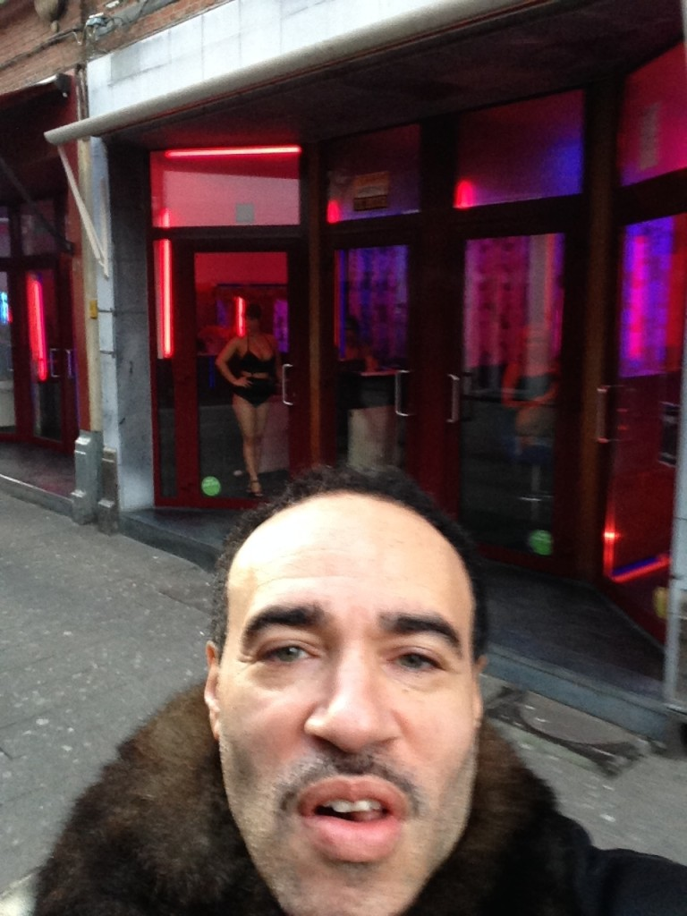 The Red Light District..