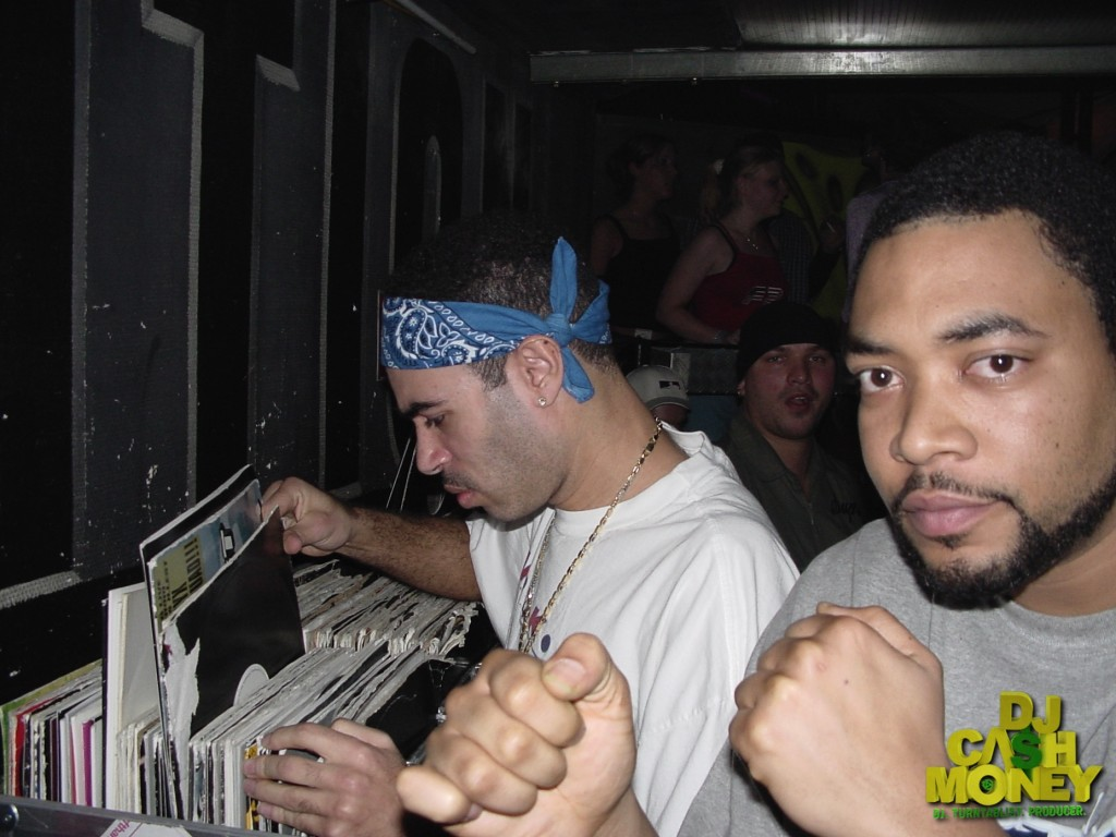 The days of vinyl & my homie Yameen