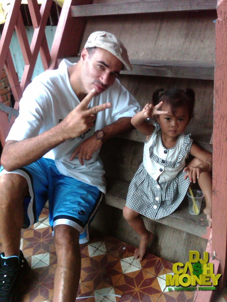 Tiny Toones-Hip Hop is everywhere (Tiny Toones orphanage Cambodia)