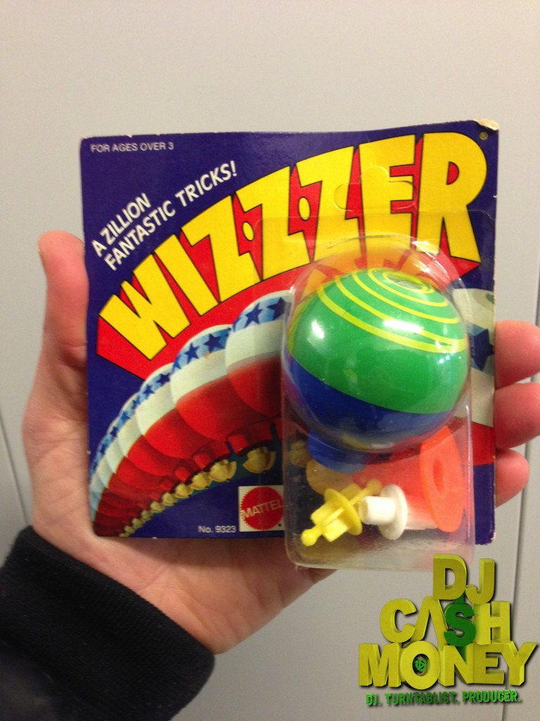 Wizzzer Spinning Top