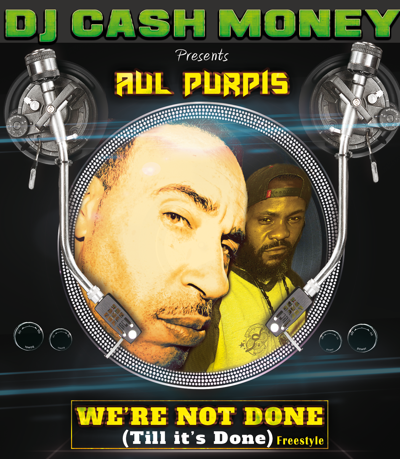 Dj Cash Money till its done 1